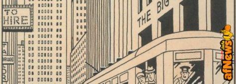 Tintin (e molto altro) all'asta con Artcurial