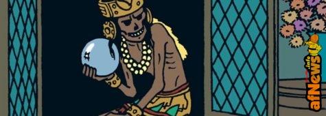 Ecco la Mummia di Tintin, dal vivo!