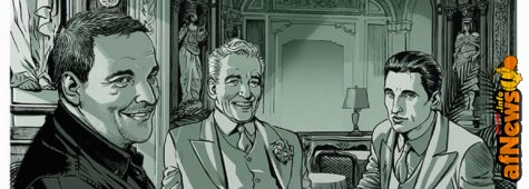 Bonelli: Il Commissario Ricciardi a Fumetti