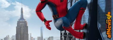 Spider-Man: il poster