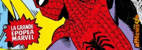 Le origini dei supereroi Marvel in edicola con la Gazzetta dello Sport