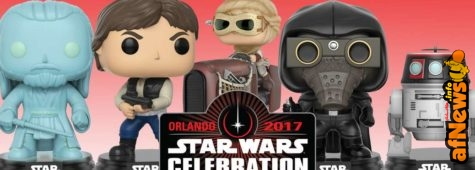 Funko: Star Wars Celebraton 2017!