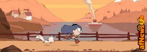 """Corriamo: """"Hilda"""" e i suoi amici sbarcano su Netflix!"""