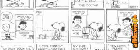 I misteriosi Peanuts di Al Plastino