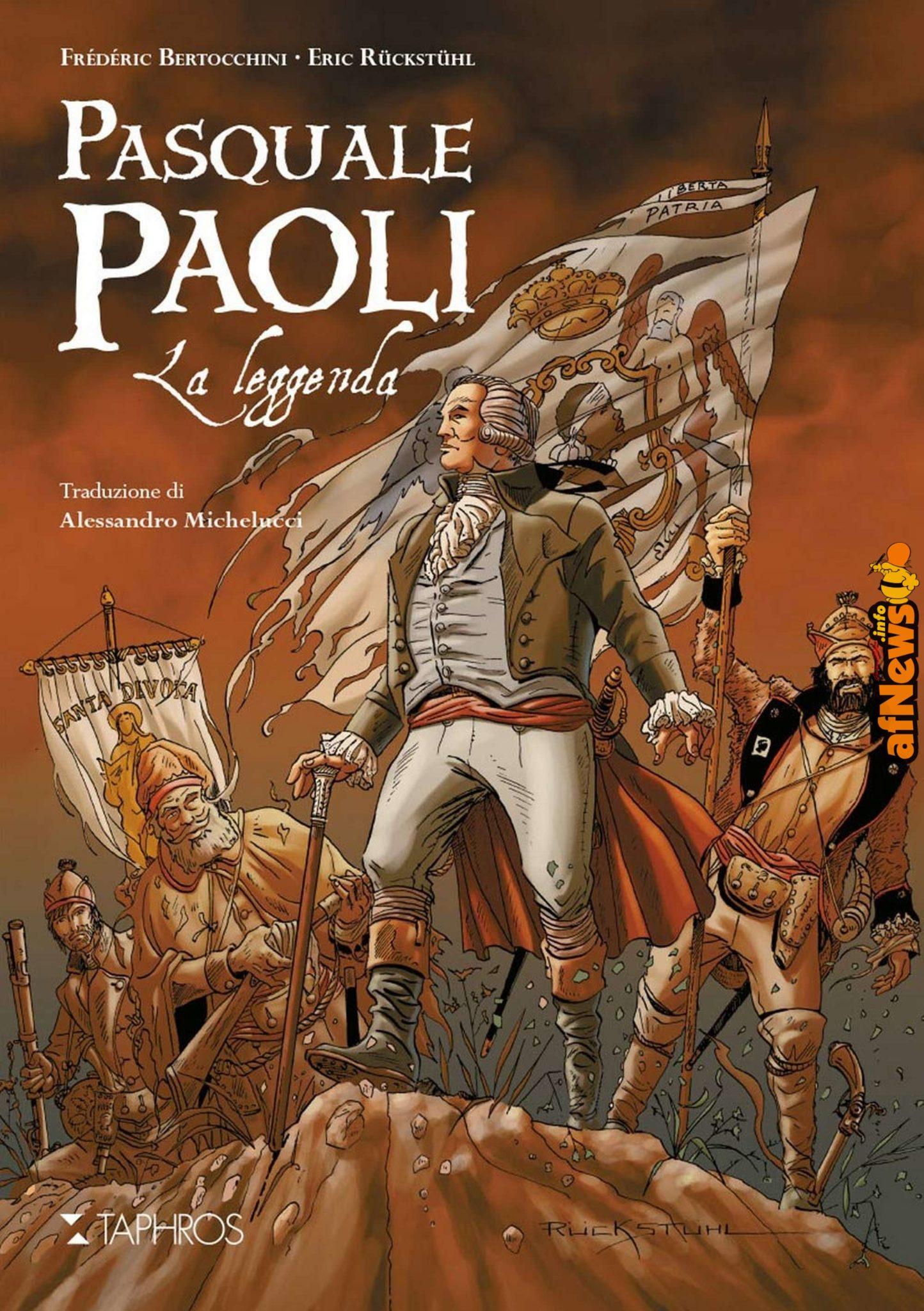 Pasquale Paoli. La leggenda