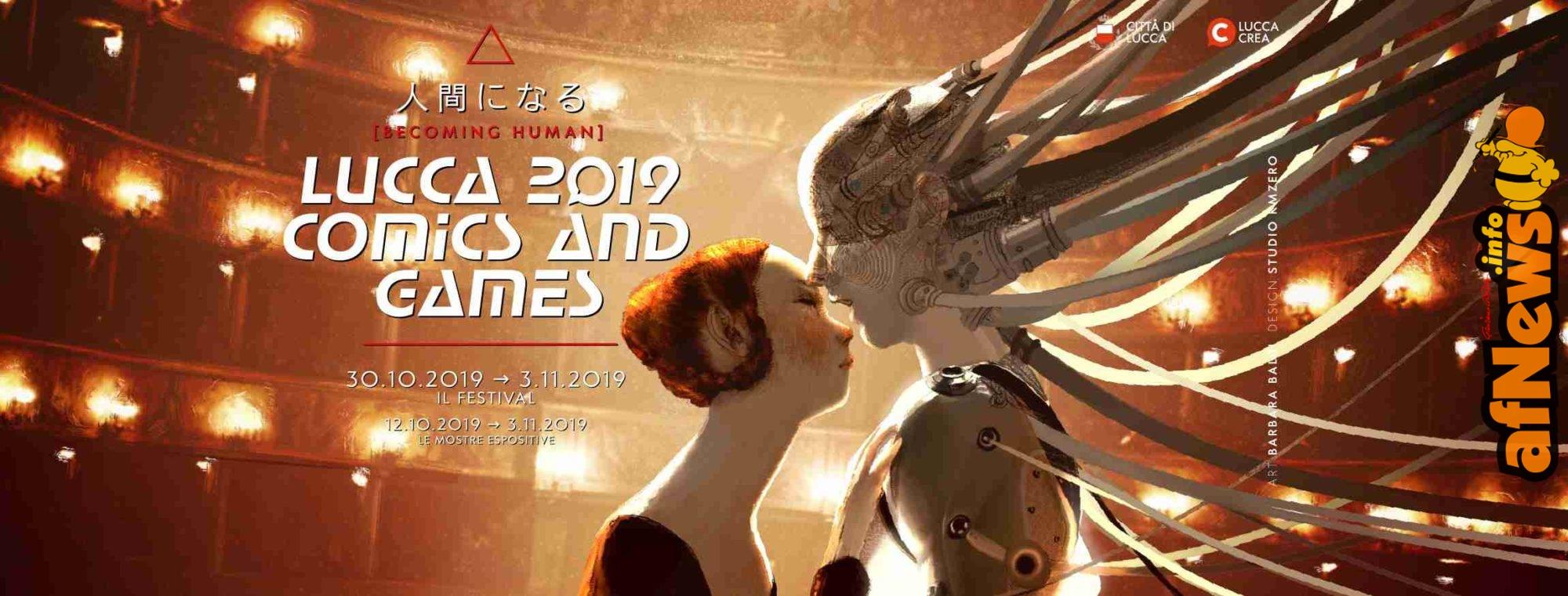 Lucca 2019: Hideo Azuma, Fumettibrutti e Zuzu e l'Audace vincono i Gran Guinigi - afnews.info